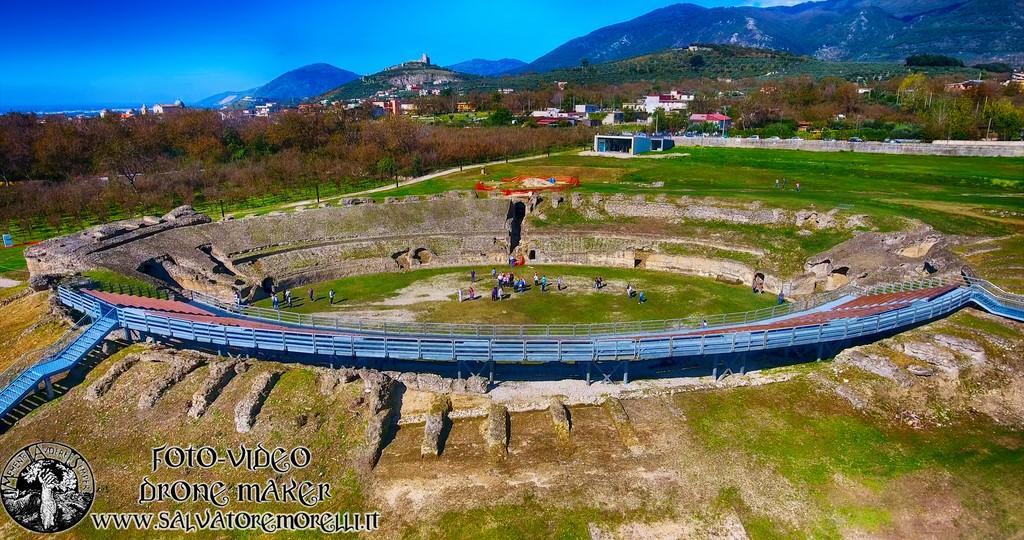 Anfiteatro romano di Avella ( AV)